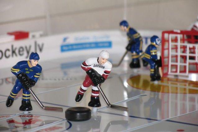 Table Hockey - Rod Hockey | HockeyGods