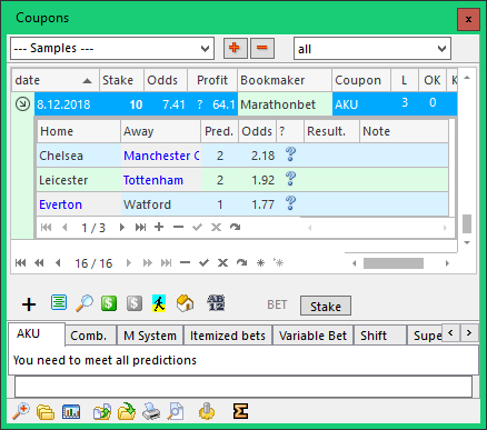 Betting stats software world soccer betting predictions